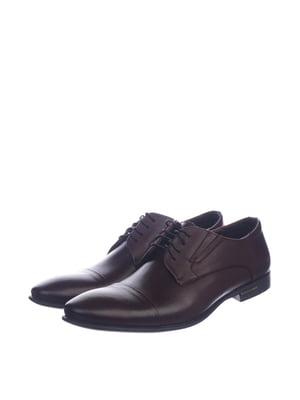 Туфлі темно-коричневі   5834176