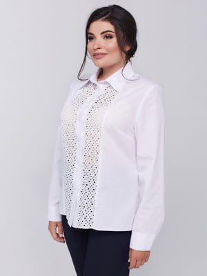 Рубашка белая | 5837990