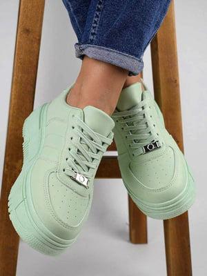 Кросівки зелені | 5840469