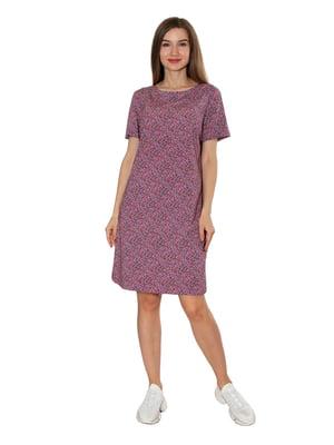 Платье в принт | 5845351
