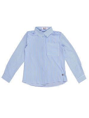 Рубашка в полоску | 5747680