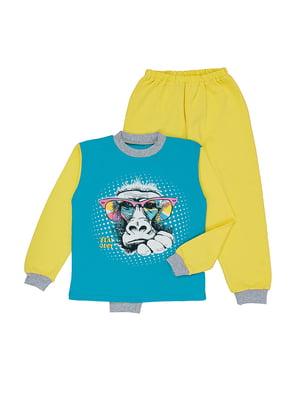 Піжама: джемпер і штани   5748773