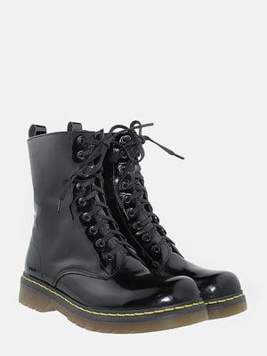 Черевики чорні | 5729058