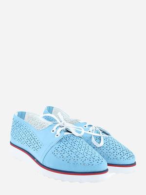Туфлі блакитні   5802588