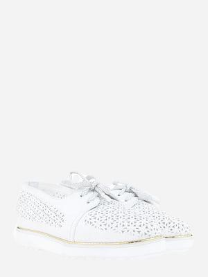 Туфлі білі   5807125