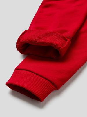 Брюки красные | 5838339