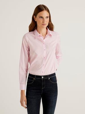 Сорочка світло-рожева   5838907