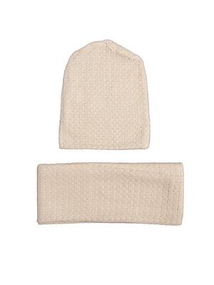 Комплект: шапка и шарф   5749238