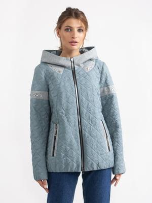 Куртка цвета полыни | 5847907