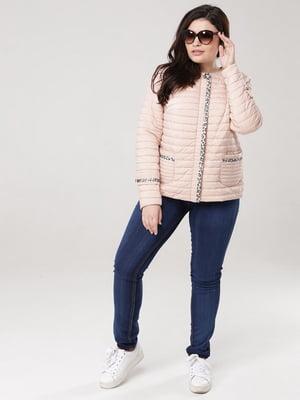 Куртка рожева   5848022