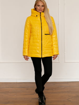 Куртка жовта   5853824