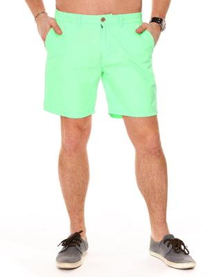 Шорти зелені | 5853354