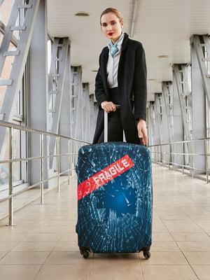 Чехол для чемодана | 5849281