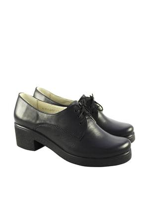 Туфлі чорні | 5834437