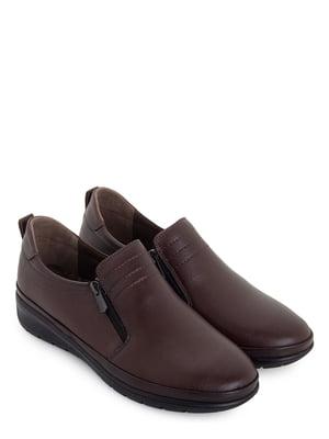 Туфлі коричневі | 5858274