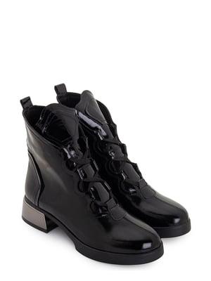 Ботинки черные   5858290