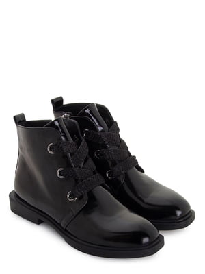 Ботинки черные   5858292