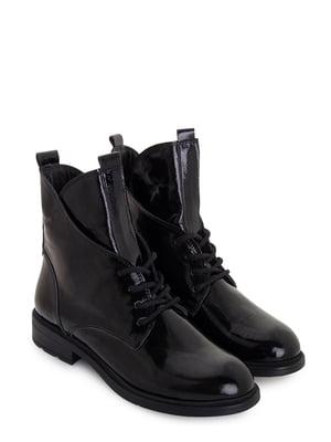 Ботинки черные   5858298