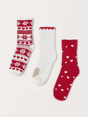 Набор носков (3 пары) | 5860823