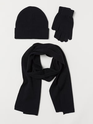 Набір: шапка, шарф і рукавички | 5860839