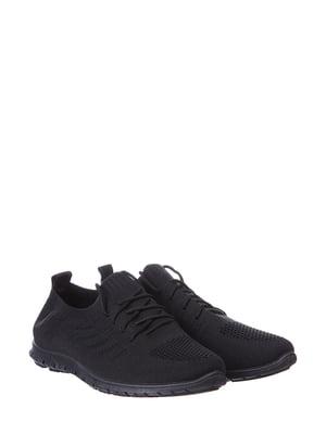 Кроссовки черные | 5796530