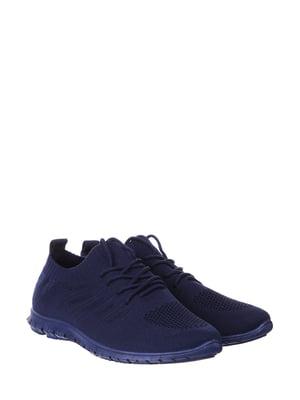 Кроссовки синие | 5796531