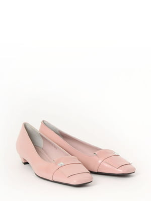 Балетки рожеві | 5800941