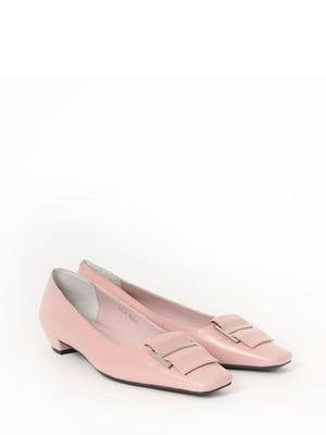 Балетки рожеві | 5800951
