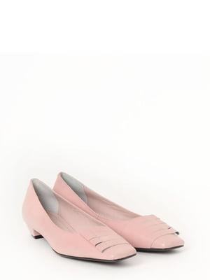 Балетки рожеві | 5800952