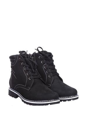 Черевики чорні | 5801019