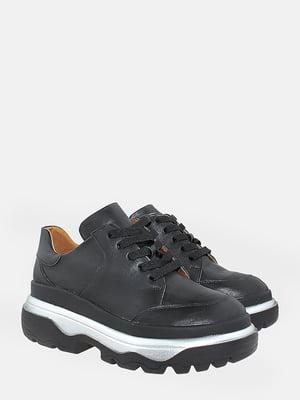 Черевики чорні | 5808131