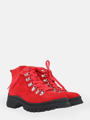 Черевики червоні | 5819794