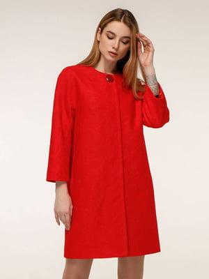 Пальто червоне   5861106