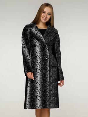 Пальто черное | 5861110