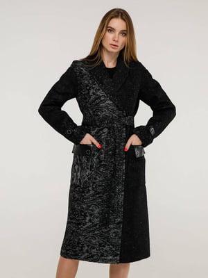 Пальто черное | 5861117