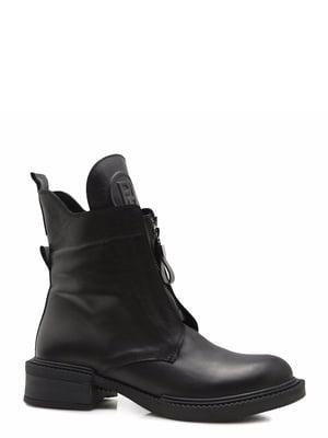 Черевики чорні | 5861250