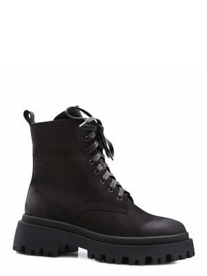 Черевики чорні | 5861265