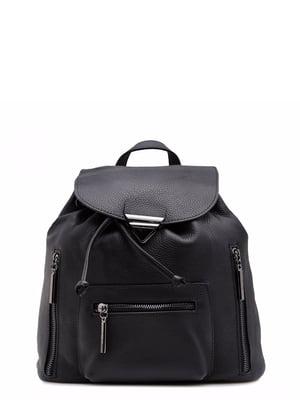 Рюкзак чорний | 5861287
