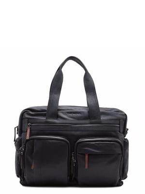 Портфель чорний | 5861314