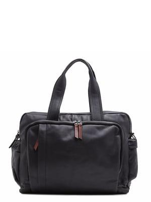 Портфель чорний | 5861316