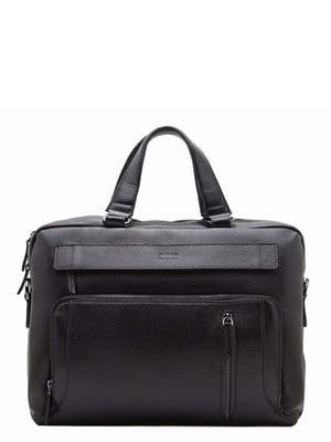 Портфель чорний | 5861317