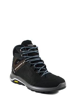 Ботинки черные | 5864077