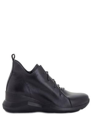 Ботинки черные | 5863930