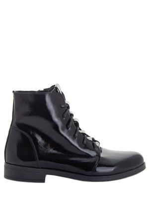 Ботинки черные | 5863941