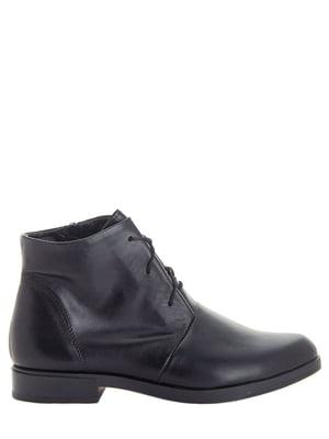 Ботинки черные | 5863942