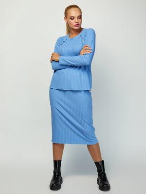 Костюм: джемпер и юбка | 5865276