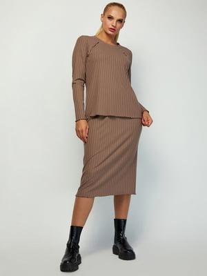 Костюм: джемпер и юбка | 5865279