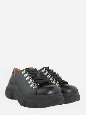 Кросівки чорні | 5860348