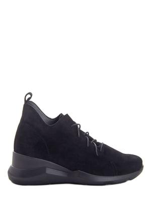 Ботинки черные | 5862550