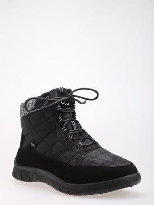 Черевики чорні | 5865825